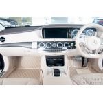 Benz S300 ลาย 105 สีครีม