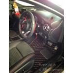 Benz GLA ลาย 101 ดำแดง