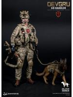 DAMTOYS No.78040, No.78040-1 DEVGRU K9-handler in Afghanistan