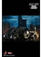 Hot Toys COSB399 JUSTICE LEAGUE - BATMAN & BATMOBILE