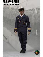 Kings Toys KT-8003 WWII - German U-BOAT CAPTAIN
