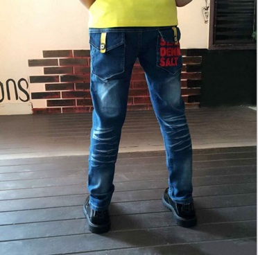 Pre-order ปลีก-กางเกง / Size110