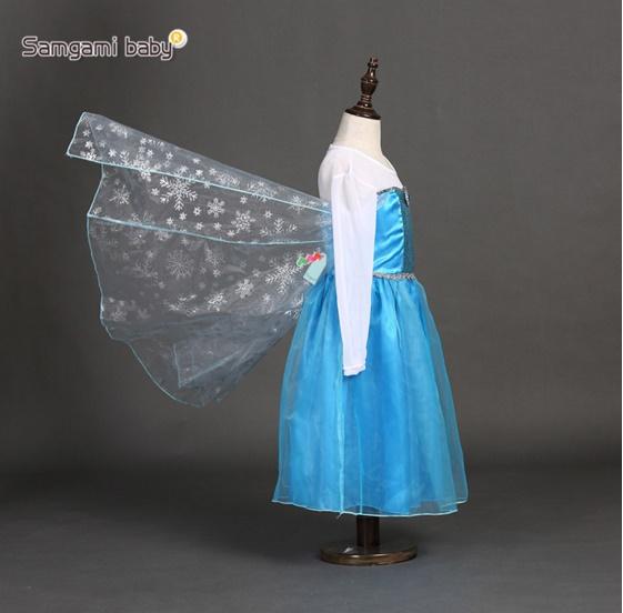 Pre-order ชุดเอลซ่า / Size 110cm
