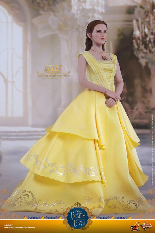 Hot Toys MMS422 BEAUTY AND THE BEAST - BELLE