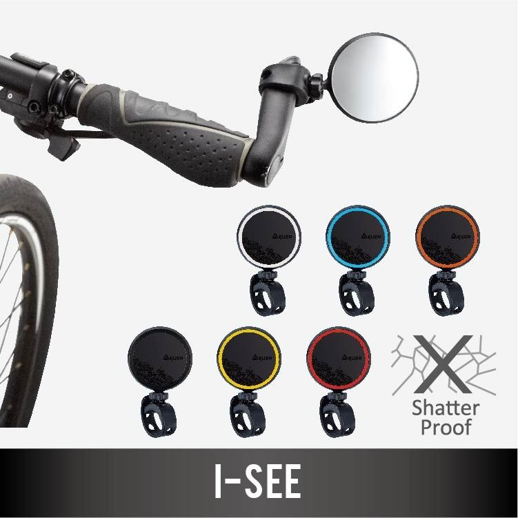 GUEE i-See | Bicycle Mirror