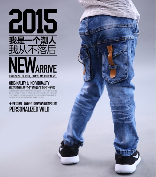 Pre-order ปลีก-กางเกง / Size130