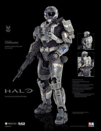 ThreeA Halo Spartan Mark V Commando