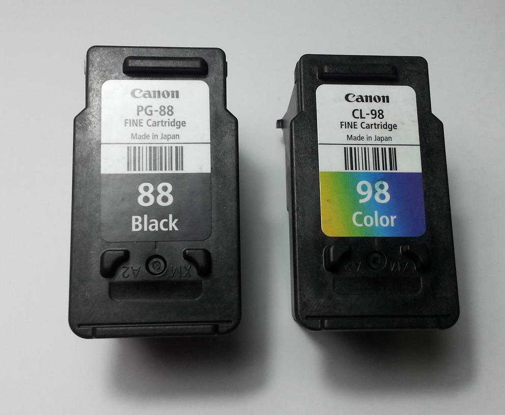 ขายตลับหมึกเปล่า Canon 88 , 98 Canon E500 E600 E510 E610
