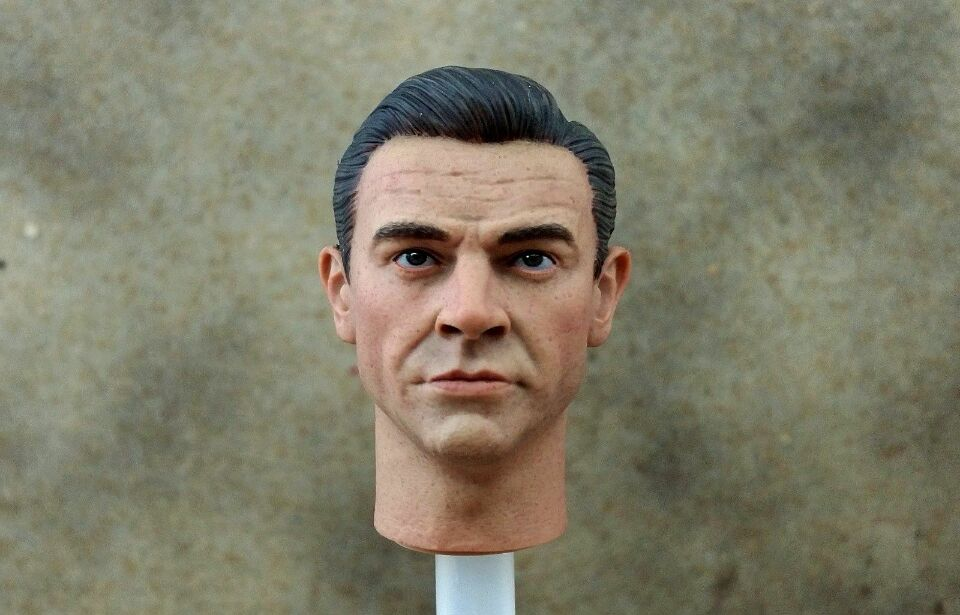 T-07 James Bond's old 007 Sean Connery's head eagle