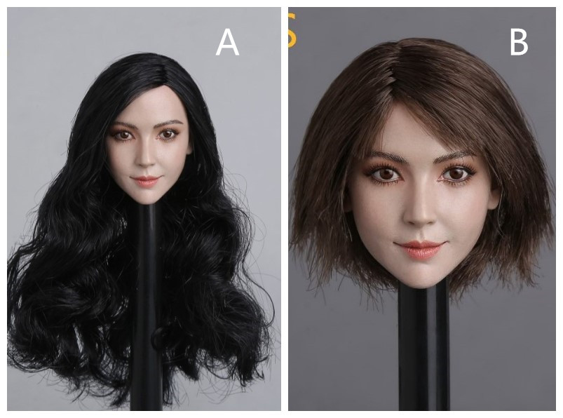 GACTOYS GC011 Asian beauty headscuplt