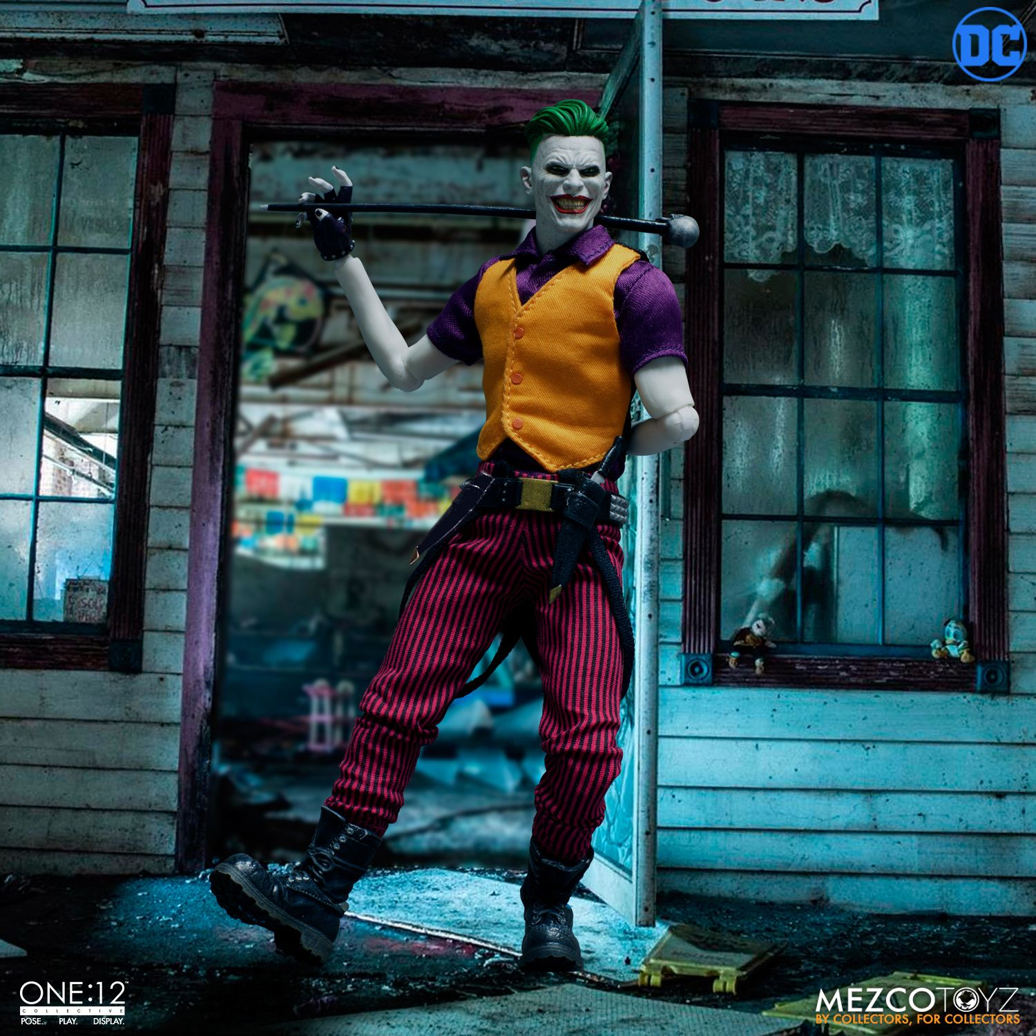 Mezco Toyz 76231 The Joker