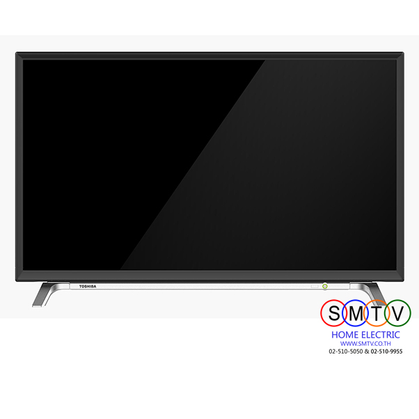 "LED SMART DIGITAL TV 55"" TOSHIBA รุ่น 55L5650VT"