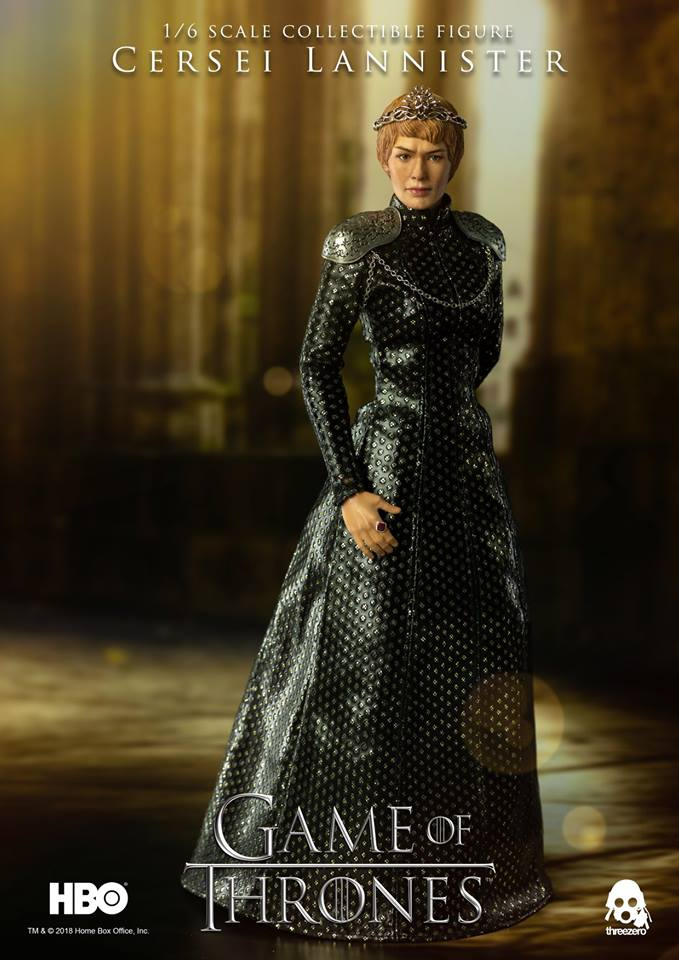 ThreeZero 3Z0064 Game of Thrones - Cersei Lannister