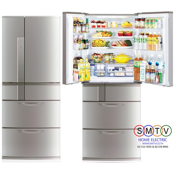 ตู้เย็น 6 ประตู 21.2 คิว MITSUBISHI รุ่น MR-JX64W