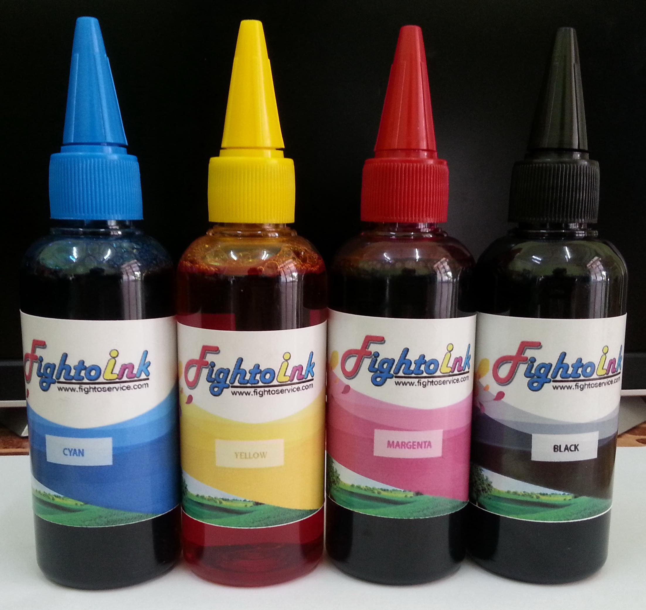 หมึกเติม Epson Fighto ink US 1 ชุด 4 สี