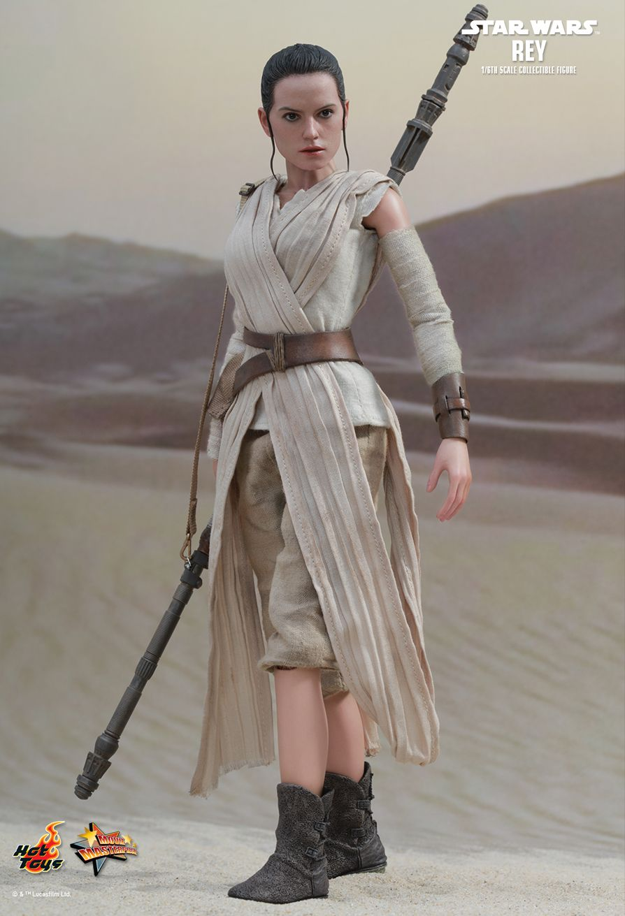Hot Toys MMS336 STAR WARS: THE FORCE AWAKENS - REY