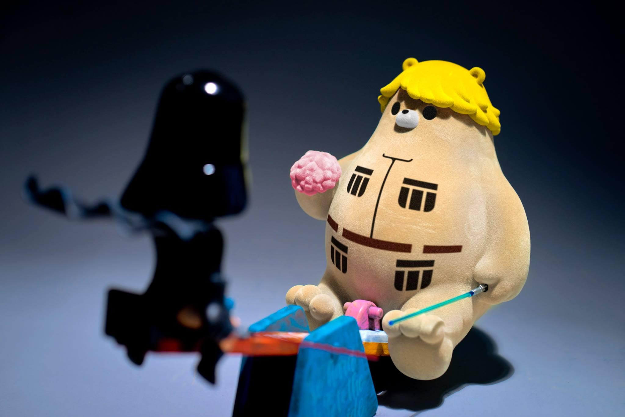 Fools Paradise - Luke, I am your father