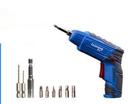 SCP04 ชุดไขควงไฟฟ้าคุณภาพสูง Leming 4.2v USB Charge Li-ion Battery