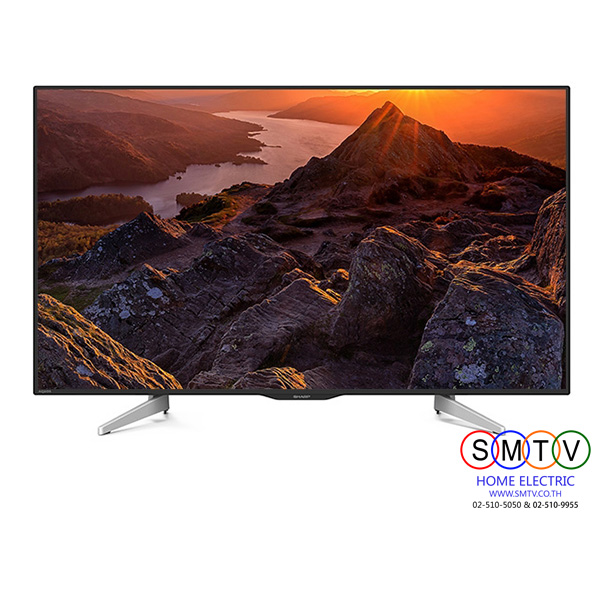 "LED Full HD Smart TV 60"" SHARP รุ่น LC-60UE630X"