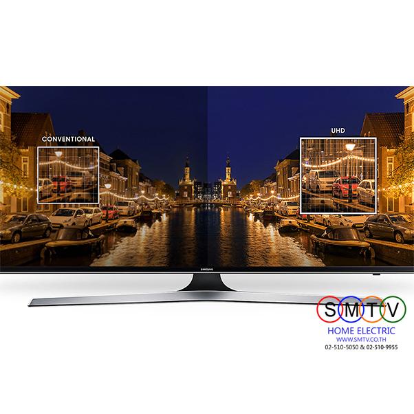 FLAT UHD TV 65 นิ้ว SAMSUNG รุ่น UA65MU6100KXXT