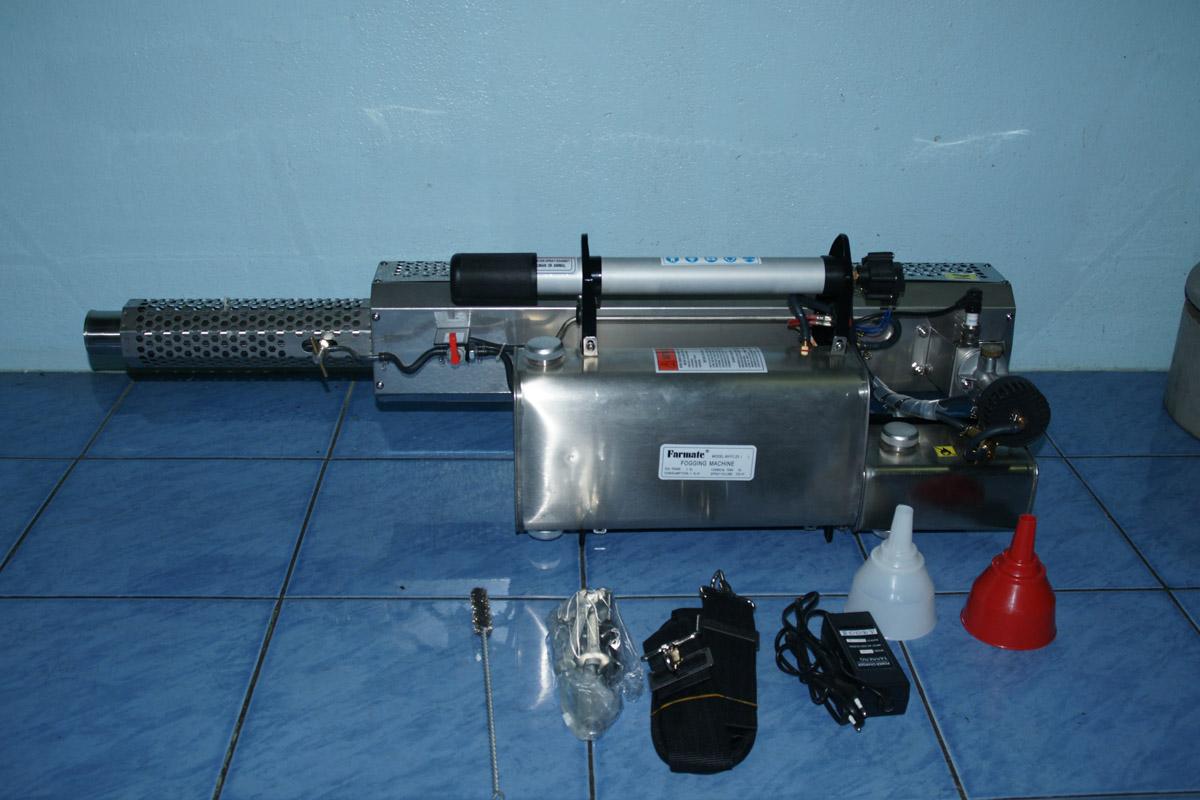 เครื่องพ่นหมอกควัน ไอจีบ้า ที่เอฟ 150 ( IGEBA TF 150 ) แสตนเลส ทั้งตัว