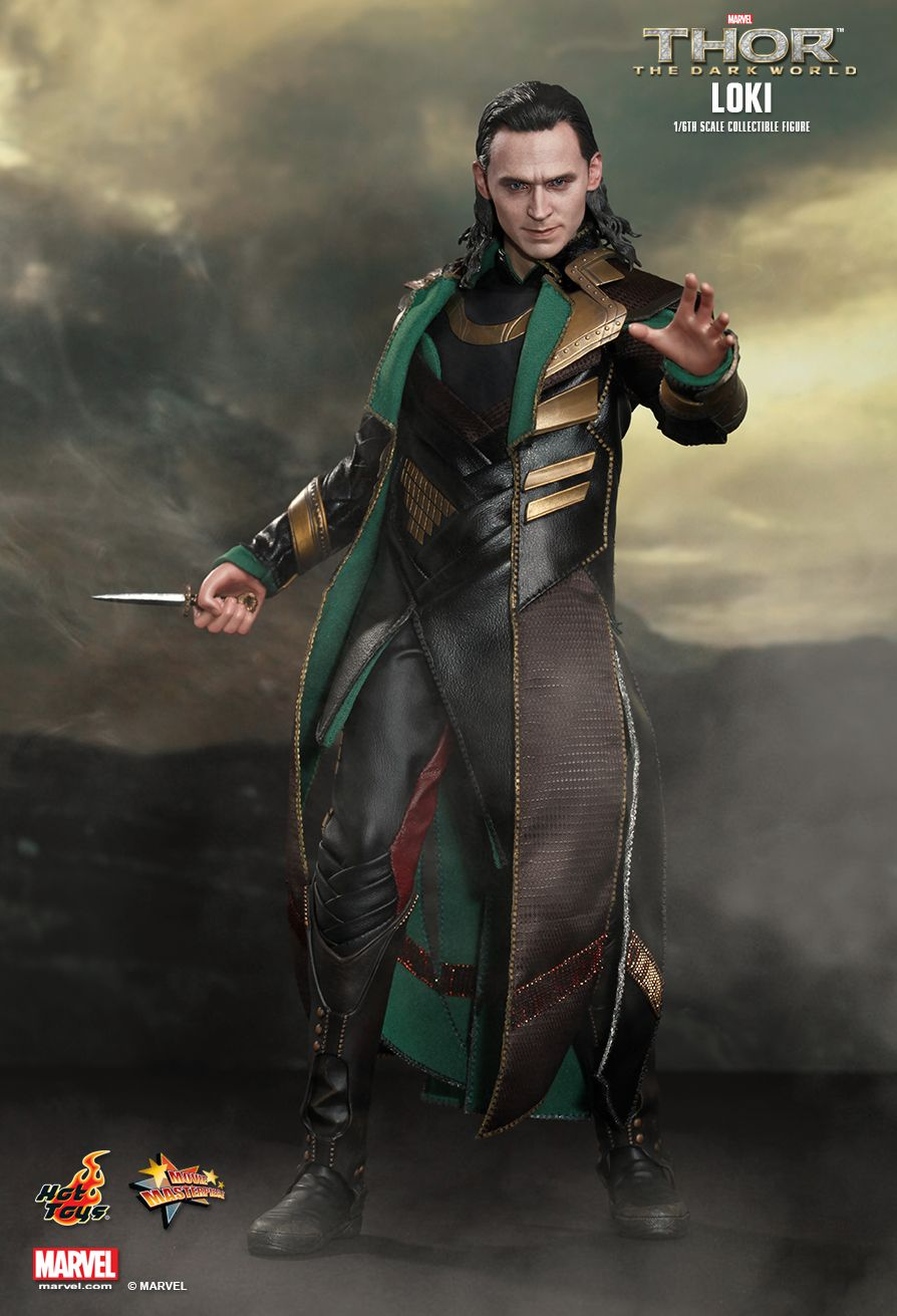 Hot Toys MMS231 THOR: THE DARK WORLD - LOKI
