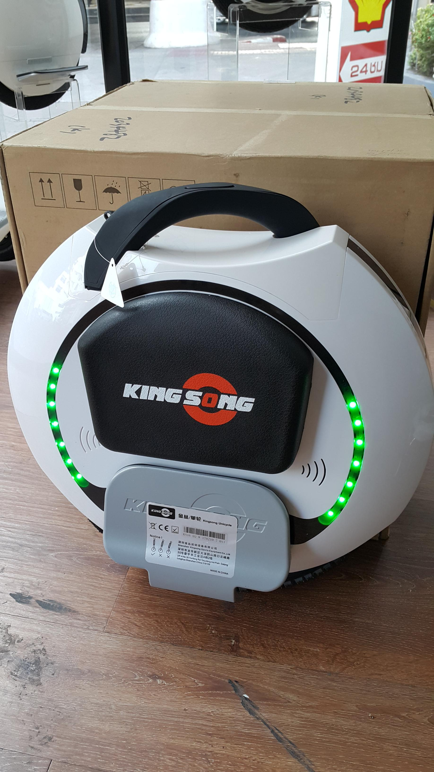 Kingsong KS-16D (A) 420wh 800w 16Inch