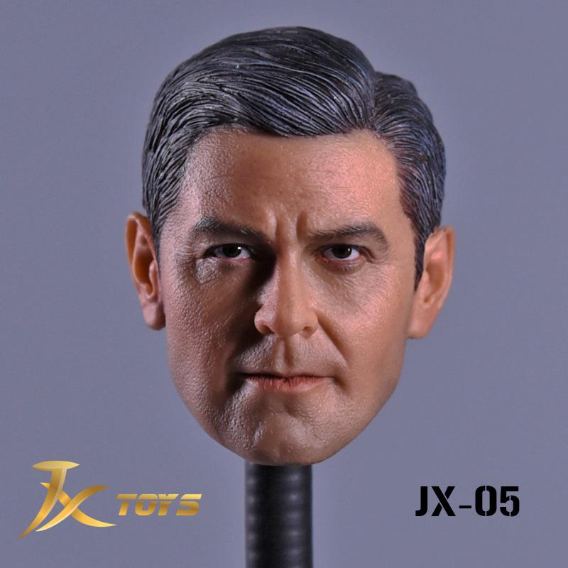 JXtoys JX-05 George Clooney Headscuplt