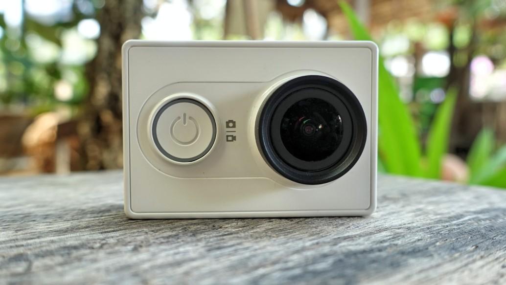Xiaomi yi กล้อง Sensor Sony Exmor R Cmos (Begin Pack)