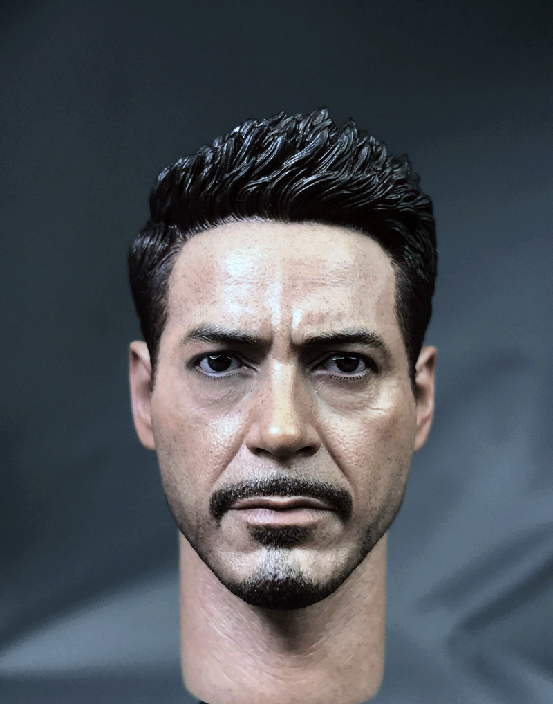 MIX-040A,B 1/6 Tony Headsculpt