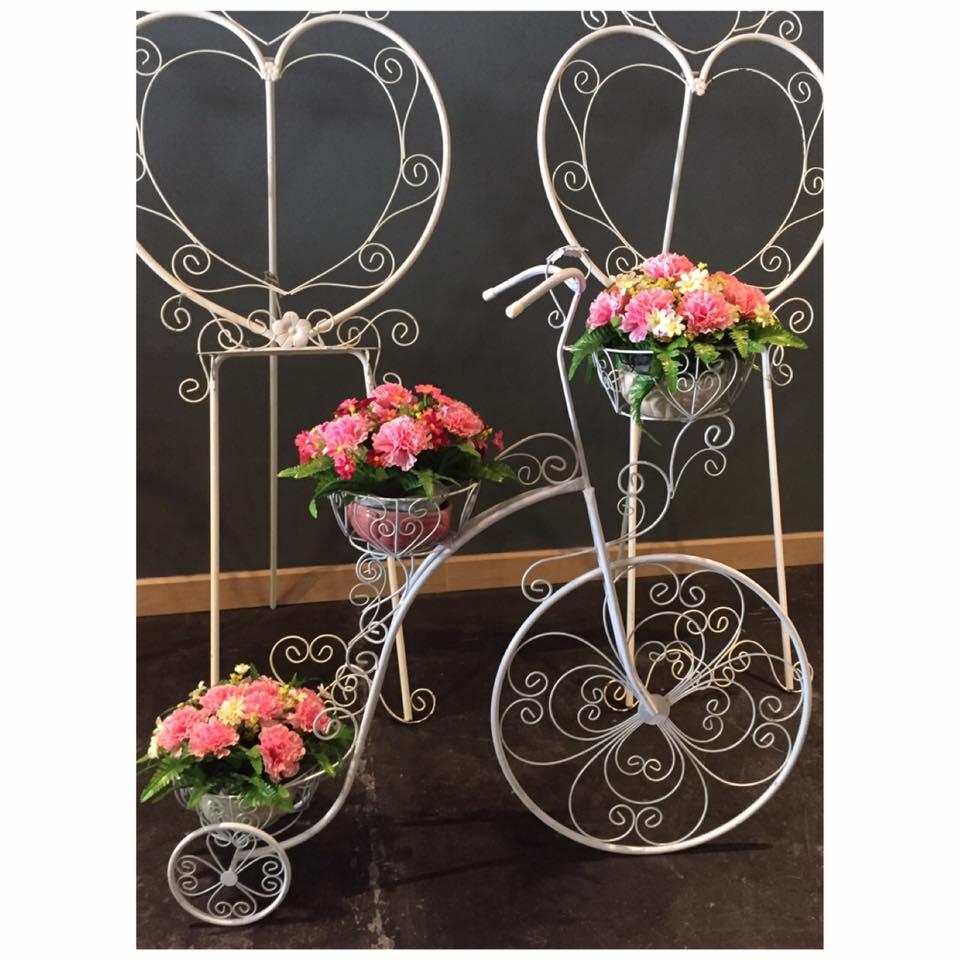 จักยานดอกไม้