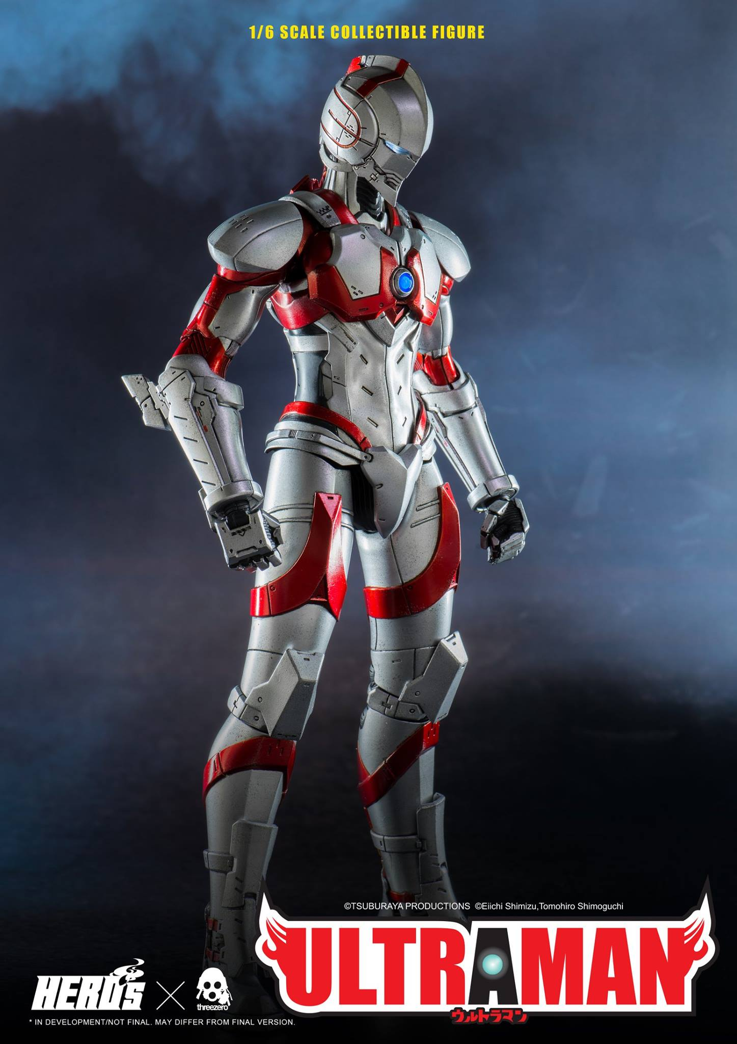 ThreeZero X HERO 3Z0032 ULTRAMAN