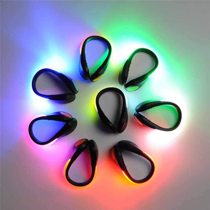 ไฟติดรองเท้า LED Shoe Clip เวลาวิ่งหรือปั่นจักรยาน