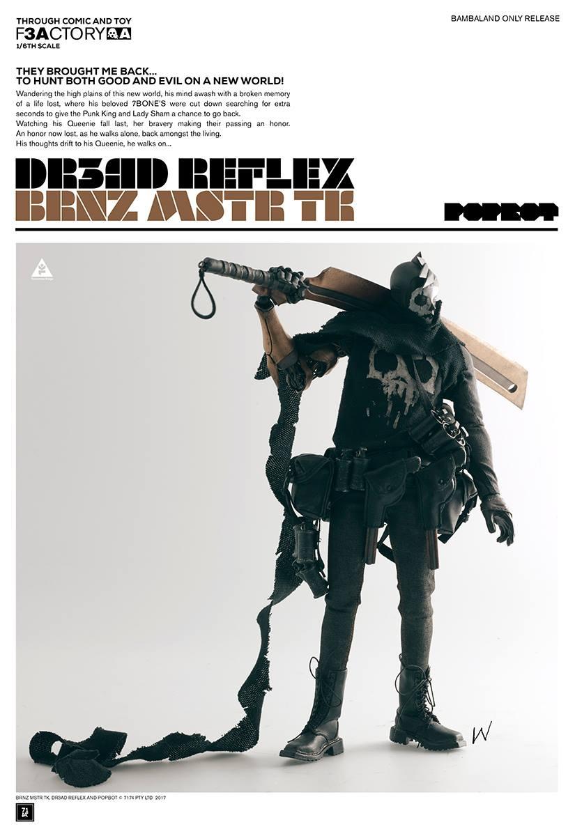 3A/ThreeA DR3AD 1/6 REFLEX PRELUDE