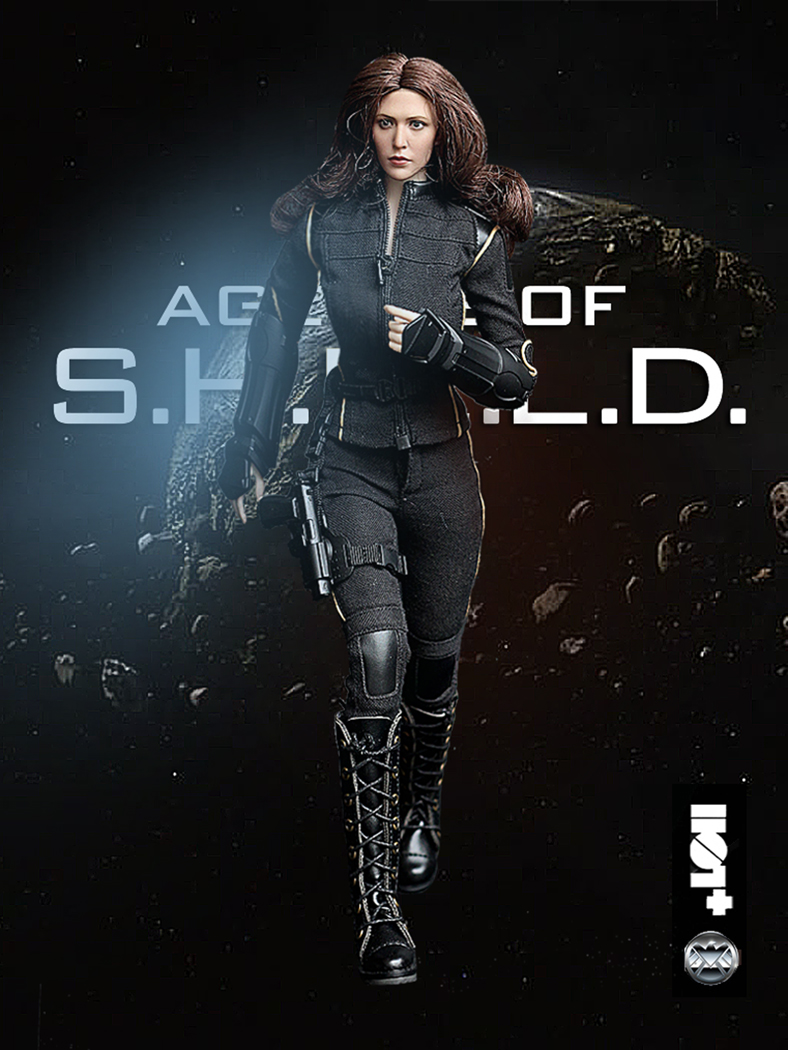 24/04/2018 HotPlus HP057 Agents of SHIELD Skye Outfit Set