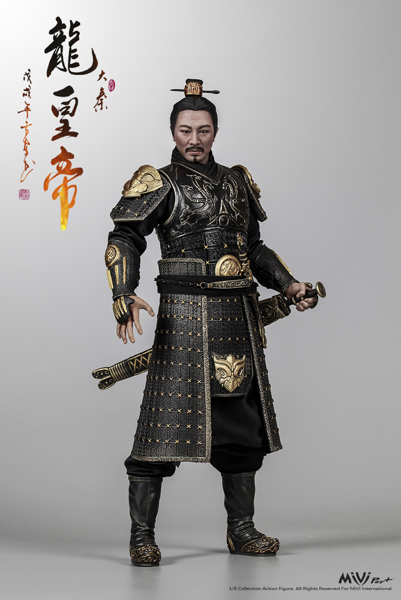26/06/2018 MiVi Pro+ 1/6 Qin Empire - Emperor Dragon