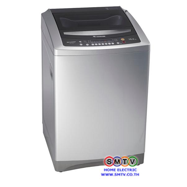 เครื่องซักผ้าฝาบน 16 กก. SHARP รุ่น ES-WX169T-SL