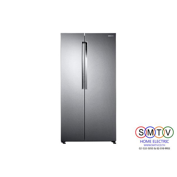 ตู้เย็น Side by Side 22.6Q SAMSUNG รุ่น RS62K6227SL/ST