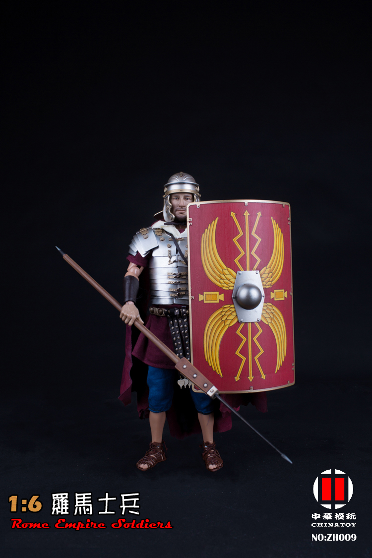 China Toys ZH009 1/6 Roman soldiers