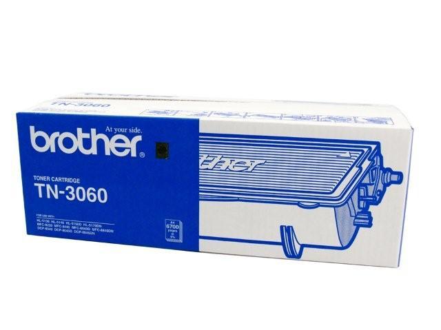 Brother TN-3060 ตลับหมึกแท้ สีดำ ราคา 4000 บาท