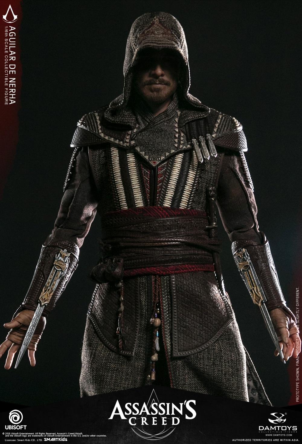 Damtoys DMS006 Assassin's Creed - Aguilar