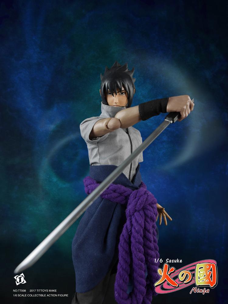 TITTOYS TT008 1/6 Ninja Sasuke