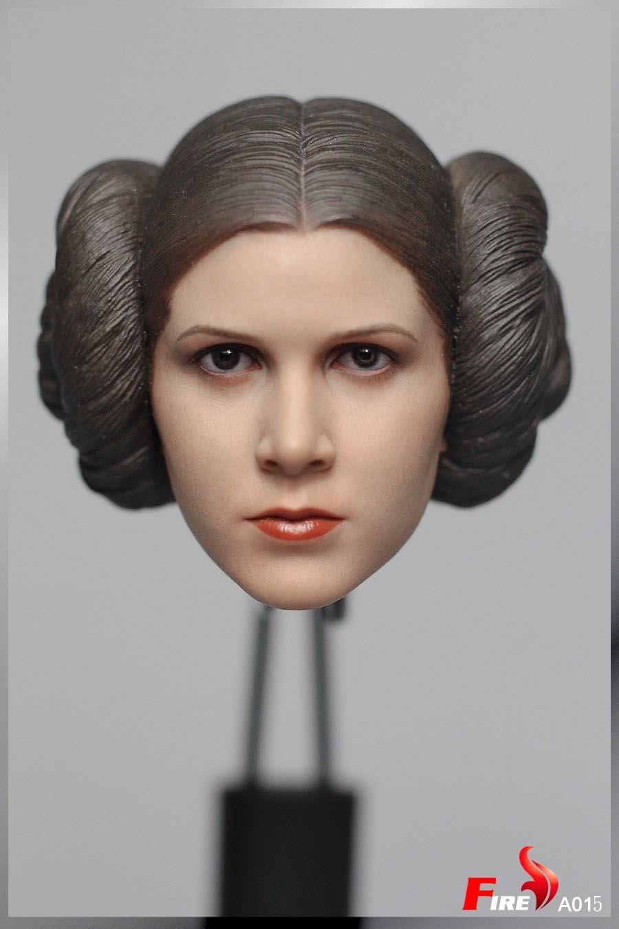 FIRE A015 Ball War New Hope - Leya Princess Headsculpt