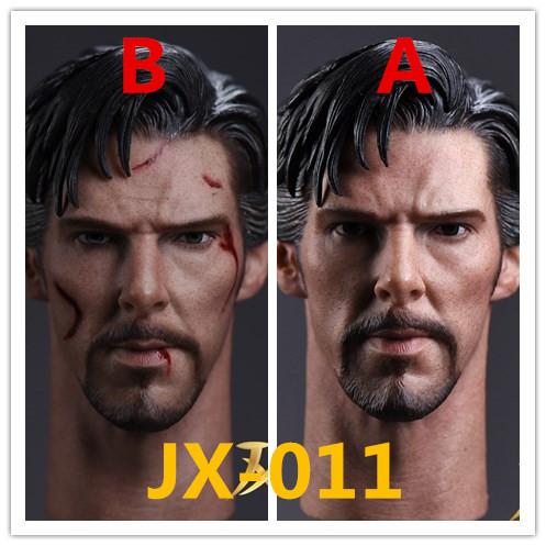 JXTOYS JX-011 Dr. Singular Benedict Headsculpt