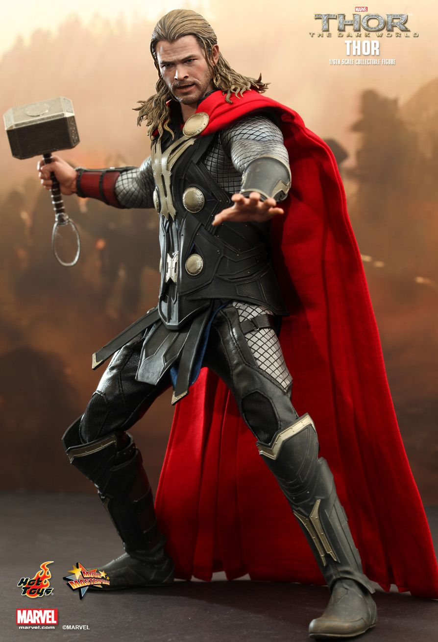 Hot Toys MMS224 THOR: THE DARK WORLD - THOR