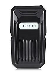 GPS TRACKER THEBOX GPS ติดตามรถ จับผิดสามี ป้องกันติดตามรถหาย สามีแอบมีกิ๊ก แฟนหนีเที่ยว สืบเองด้วย GPS THEBOX เครื่องดักฟังและติดตามไฮเทค (New 2017 Version) ชาร์จครั้งเดียวอยู่ได้ 40 วัน