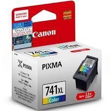 ตลับหมึกแท้ Canon 741XL หมึกสี Color ราคา 1,000 บาท