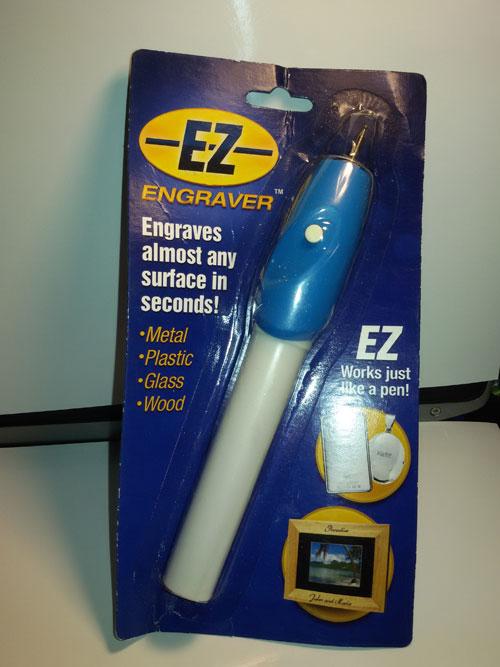 PE01 ปากกาแกะสลักไฟฟ้า ใช้แกะสลักได้ทั้ง เหล้ก พลาสติก แก้ว กระจก เซรามิก