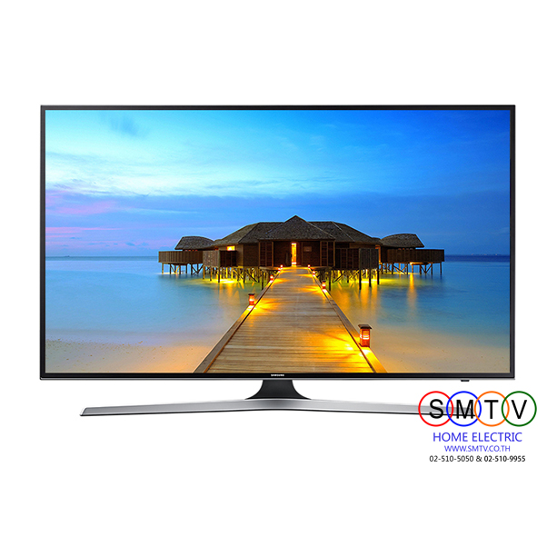 FLAT UHD TV 43 นิ้ว SAMSUNG รุ่น UA43MU6100KXXT จัดส่งฟรีกทมและปริมณฑล