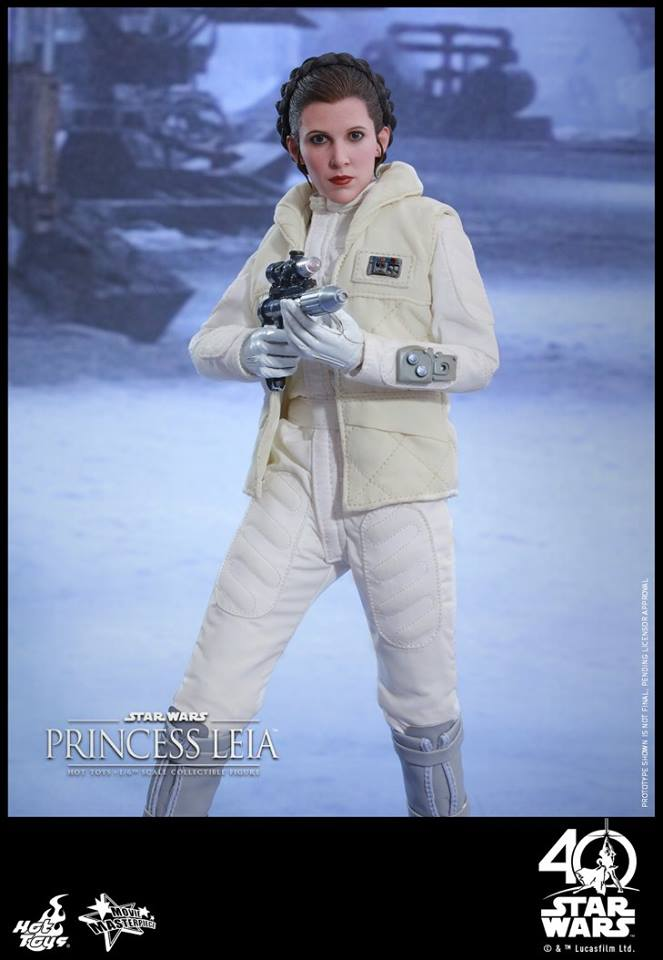 Hot Toys MMS423 STAR WARS: THE EMPIRE STRIKES BACK - PRINCESS LEIA